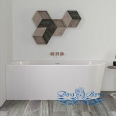 Ванна акриловая KNIEF Wall XS Corner R 165x75 0100-255-R