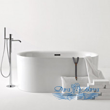 Ванна акриловая Kerasan Nolita 145х78 535001