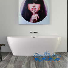 Ванна акриловая KNIEF Dream Wall 180х80 0100-252