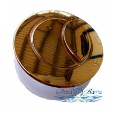 Кнопка слива воды для бачка унитаза СAPRIGO TB-GOLD