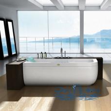 Ванна Jacuzzi Aquasoul R+C 170x70 с гидромассажем AQU-1001-1444 Sx