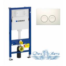 Инсталляция Geberit Duofix 458.103.00.1 UP100 для подвесного унитаза
