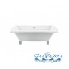 Отдельно стоящая ванна Magliezza Riccarda (174х77), ножки бронза