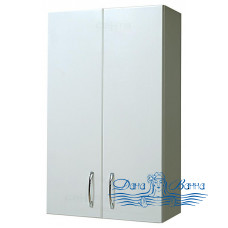 Шкаф подвесной СанТа Стандарт 40х70 (белый)