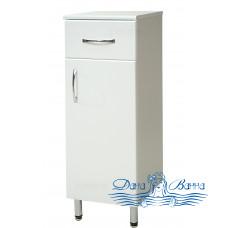 Шкаф напольный СанТа Стандарт 30 (белый)
