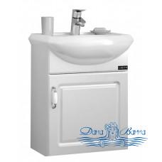 Тумба для ванной СанТа Верона 45 (подвесной)