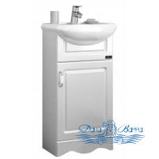 Тумба для ванной СанТа Верона 45 (дверка)