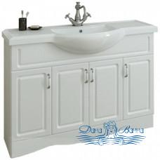 Тумба для ванной СанТа Верона 120 (дверки)