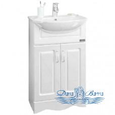 Тумба для ванной СанТа Верона 60 (дверки)