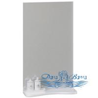 Зеркало СанТа Стандарт Сити (40 см) (белый)
