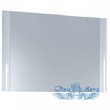 Зеркало СанТа Меркурий (80 см) (белый)