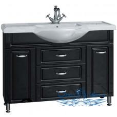 Тумба для ванной СанТа Монарх 120 (черный)