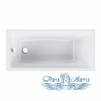 Акриловая ванна AM.PM Gem 170х70 W90ASET-170D8 (с каркасом, шторкой, душевой системой со смесителем)