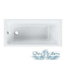Акриловая ванна AM.PM Gem 150х70 W90ASET-150D8 (с каркасом, шторкой, душевой системой со смесителем)