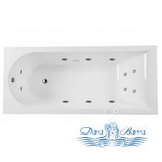 Акриловая ванна AM.PM Inspire 170х75 W5AW-170-075W2D64 с гидромассажем (на каркасе)
