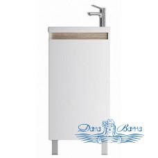 Тумба для ванной AM.PM X-Joy (M85AFSX0451WG) 45 см напольная (одна дверца) белый глянец