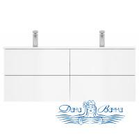 Тумба для ванной Am.Pm Spirit V2.0 (M70AFHD1202WG) (белый, глянец) (120 см)