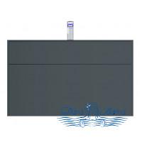 Тумба для ванной Am.Pm Inspire 2.0 (M50AFHX1003GM) (графит) (100 см)