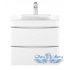 Тумба для ванной Am.Pm Like (M80FHX0652WG) (белый глянец) (65 см)