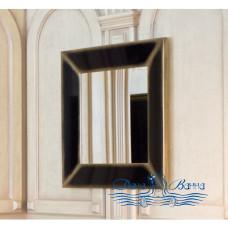 Зеркало Аллигатор Royal Комфорт 60 A (M) черный с золотом