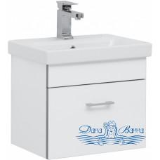 Тумба для ванной Aquanet Верона 50 (белый)