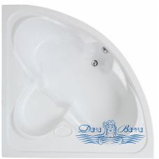Акриловая ванна BAS Дрова 160х160 без гидромассажа