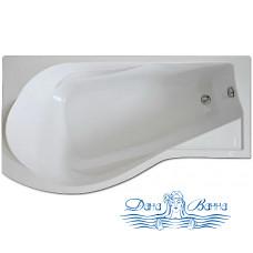 Акриловая ванна BAS Капри 170х95 L/R без гидромассажа
