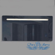 Зеркало Orans BC-NL001-1000 White (100 см)