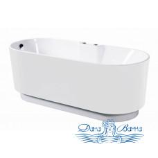 Акриловая ванна Orans BT-NL601 FTSI 175x75 White