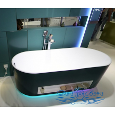Акриловая ванна Orans BT-NL601 175x75 Green