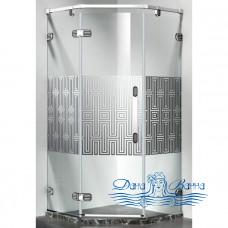 Душевой уголок Orans SR-1664 110X110 (без поддона)