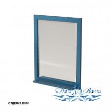 Зеркало Caprigo Albion 60/70 с полкой, цвет В036