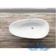 Ванна из литьевого мрамора Castone Адель 160x70
