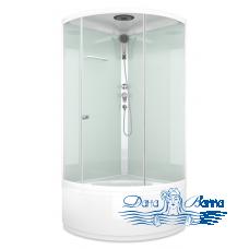 Душевая кабина DOMANI-Spa Simple 99 high (90х90)