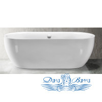 Акриловая ванна Esbano Tokyo (white) 170х80