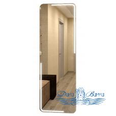 Зеркало Континент Diana LED (455х1350) с подсветкой