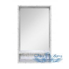 Зеркало Misty Мия 45 серый