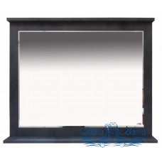 Зеркало Misty Марта 100 темный бетон