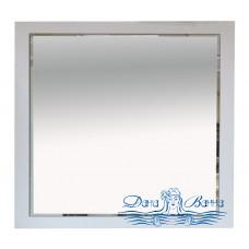 Зеркало Misty Анна 90 белая эмаль