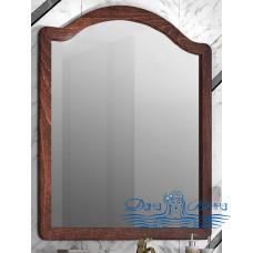 Зеркало Opadiris Виктория 90 орех с темной патиной (без светильников)