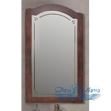 Зеркало Opadiris Лоренцо 60 светлый орех (без светильников)