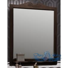 Зеркало Opadiris Тибет 85 орех антикварный (без светильников)