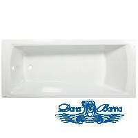 Акриловая ванна RAVAK Domino Plus (C632R00000) 170x70