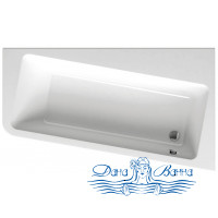 Акриловая ванна RAVAK 10° (C821000000) 170x100 R