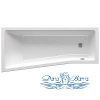 Акриловая ванна RAVAK BeHappy II (C941000000) 170x75 L
