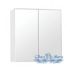 Зеркальный шкаф Style Line Амарант 60 (белый)