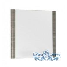 Зеркало Style Line Лотос (80 см) (шелк зебрано)