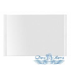 Зеркало Style Line Лотос (120 см) (белый глянец)