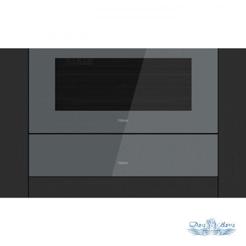 Фасад вакууматора и подогревателя посуды Teka STONE GREY