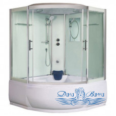 Душевая кабина Weltwasser WW500 Emmer 15055-2 (150х150)